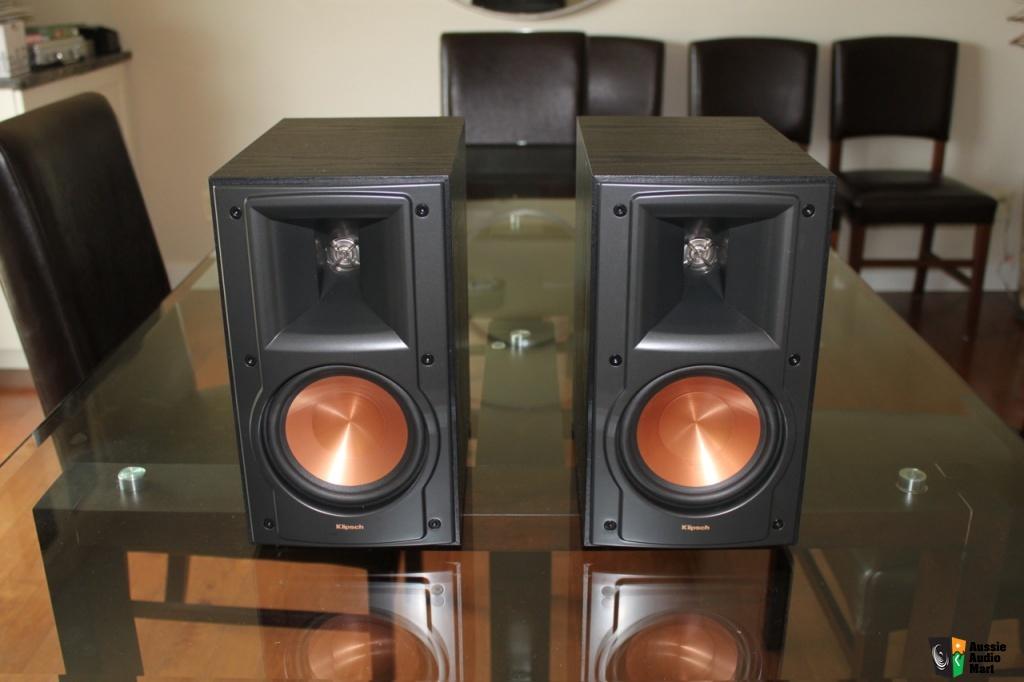 klipsch powered speakers. klipsch rb51 powered speakers